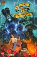 Big Trouble in Little China Escape From New York (2016) 1LC
