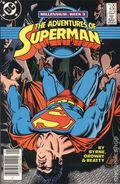 Adventures of Superman (1987) Canadian Price Variant 436