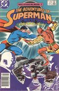Adventures of Superman (1987) Canadian Price Variant 437