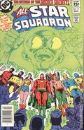 All Star Squadron (1981) Canadian Price Variant 19