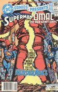 DC Comics Presents (1978 DC) Canadian Price Variant 61