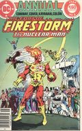Firestorm (1982 2nd Series) Annual Canadian Price Variant 2