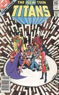 New Teen Titans (1984 2nd Series) New Titans Canadian Price Variant 27