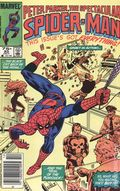 Spectacular Spider-Man (1976 1st Series) Canadian Price Variant 83