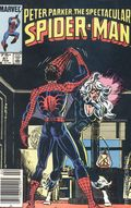 Spectacular Spider-Man (1976 1st Series) Canadian Price Variant 87
