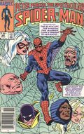 Spectacular Spider-Man (1976 1st Series) Canadian Price Variant 96