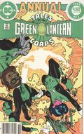 Tales of the Green Lantern Corps (1981) Annual Canadian Edition 1
