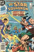 All Star Squadron (1981) Canadian Price Variant 42
