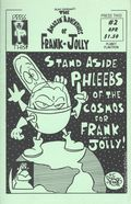 Amazin' Adventures of Frank n Jolly (1994) 2A-SIGNED