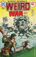Weird War Tales (1971 DC) Mark Jewelers 34MJ