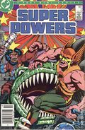 Super Powers (1985 2nd Series) Canadian Price Variant 2