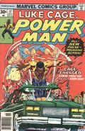 Power Man and Iron Fist (1972) Mark Jewelers 37MJ