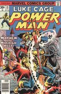 Power Man and Iron Fist (1972) Mark Jewelers 39MJ