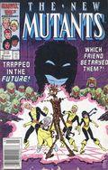 New Mutants (1983 1st Series) Mark Jewelers 49MJ
