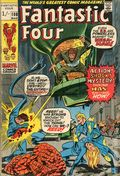Fantastic Four (1961 1st Series) UK Edition 108UK