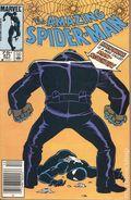 Amazing Spider-Man (1963 1st Series) Canadian Price Variant 271