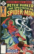 Spectacular Spider-Man (1976 1st Series) Whitman Variants 22