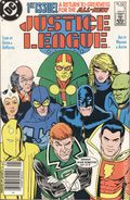 Justice League America (1987) Canadian Price Variant 1