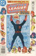 Justice League of America (1960 1st Series) Canadian Price Variant 209