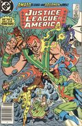 Justice League of America (1960 1st Series) Canadian Price Variant 241