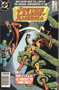 Justice League of America (1960 1st Series) Canadian Price Variant 247