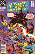 Justice League of America (1960 1st Series) Canadian Price Variant 252