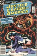 Justice League of America (1960 1st Series) Canadian Price Variant 255