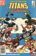 New Teen Titans (1980) (Tales of ...) Canadian Price Variant 48