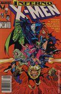 Uncanny X-Men (1963 1st Series) Mark Jewelers 240MJ