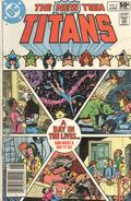 New Teen Titans (1980) (Tales of ...) Mark Jewelers 8MJ