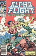 Alpha Flight (1983 1st Series) Canadian Price Variant 15