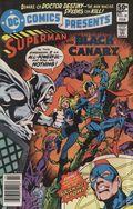DC Comics Presents (1978 DC) Mark Jewelers 30MJ