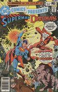 DC Comics Presents (1978 DC) Mark Jewelers 24MJ