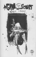 Grrl Scouts Magic Socks (2017 Image) 1BLINDB&W