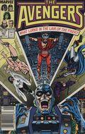 Avengers (1963 1st Series) Mark Jewelers 287MJ