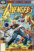 Avengers (1963 1st Series) Whitman Variants 183