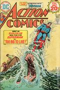 Action Comics (1938 DC) Mark Jewelers 439MJ