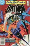 Detective Comics (1937 1st Series) Canadian Price Variant 541