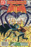 Detective Comics (1937 1st Series) Canadian Price Variant 550