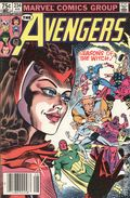 Avengers (1963 1st Series) Canadian Price Variant 234