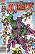 Avengers (1963 1st Series) Canadian Price Variant 267