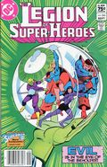 Legion of Super-Heroes (1980 2nd Series) Canadian Price Variant 303
