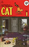 Adventures of Fat Freddy's Cat (1977-1992 Rip Off Press) #1, 7th Printing