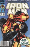Iron Man (1968 1st Series) Mark Jewelers 258MJ