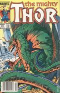 Thor (1962-1996 1st Series) Mark Jewelers 341MJ