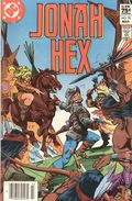 Jonah Hex (1977 1st Series) Canadian Price Variant 70