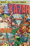Ka-Zar (1974) UK Edition 8UK