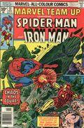 Marvel Team-Up (1972 1st Series) UK Edition 51UK