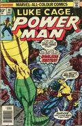 Power Man and Iron Fist (1972) UK Edition 38UK