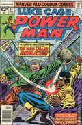 Power Man and Iron Fist (1972) UK Edition 43UK